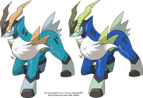 Cobalion v.3 by Xous54