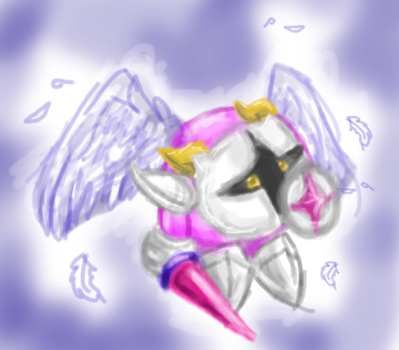 Galacta Knight by Mystoa