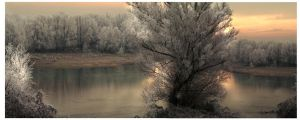 RIVER ADIGE by Giampictures