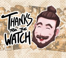 THANKS FOR THE WATCH by Nazota