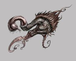 worm by Queator
