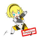 Commission: Aigis Feh by borockman