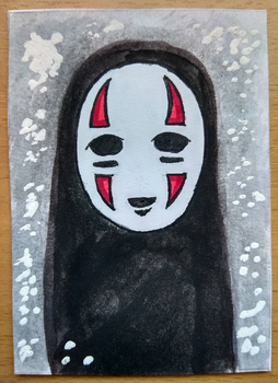 [ACEO] No Face by Tsumugi-sama