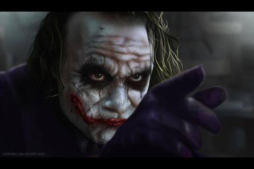 Joker by Noitusan