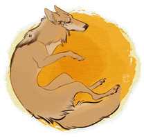 Basking by TimidPine