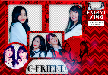 [PNG PACK #782] GFriend - (171216) by fairyixing