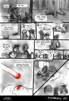 AntiBunny:  Gritty City Stories Page 10 by Fragraham