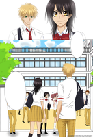 Kaichou wa Maid-sama 80 - Come Back by HaineXKamiya
