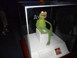 Kermit the Frog by Spyroconvexity
