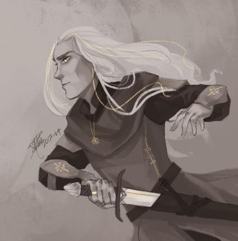 Glorfindel by Asphaloth