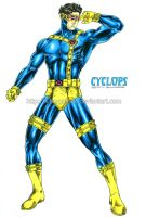 Cyclops by kiborgalexic