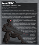 NanoSkin Department of Intelligence ACPS by SimonLMoore