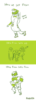 How faba sees things by twilight-dweller