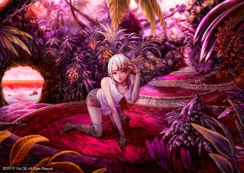 -In Nature (Parallel)- by Yuki-OE