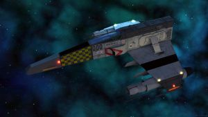 Riddick's E-Wing (Mark 5, Block 50) by ChrisNs