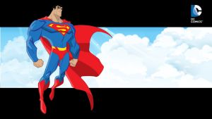 Superman Colors by momarkey