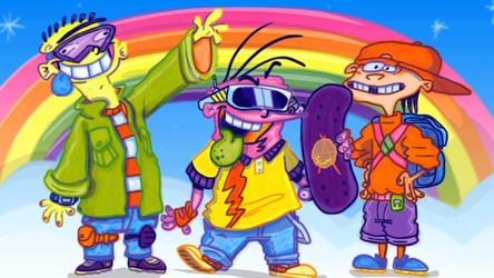 Eds in the 90s by AnimatEd
