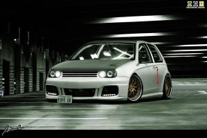 Vw Golf Gti by Noxcoupe-Design