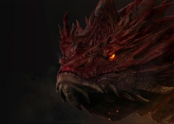 Smaug II by synthesys