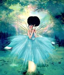 Cosmic Fairy 2 by BloomingRoseXeniia