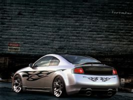 Infiniti G35 Project by Emunem