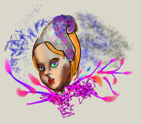 Speed paint with lolts of brushes by WhiteLedy