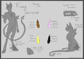 Feder Schwanz Species Reference by PalletEclipse