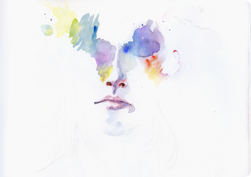 headlights eyes by agnes-cecile