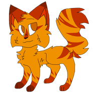 Custom Cat For TehWatcher (Gift) by 3CatBlood