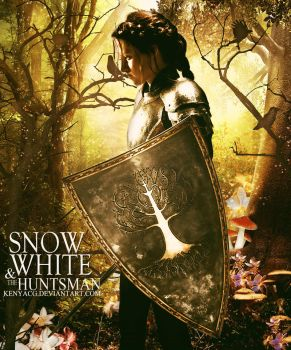 Snow White and the Huntsman by KenyaCG