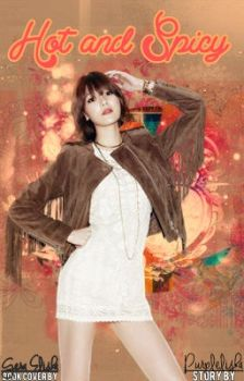 Wattpad book cover: Hot and Spicy ft. Sooyoung by IheartSNSDForever