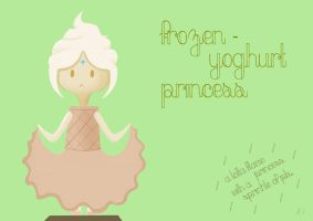 Frozen Yogurt Princess by MTrigg
