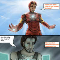 Celeb drawing: Superfamily by DiliaRen