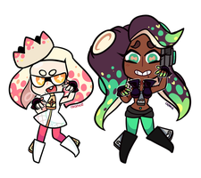 Off the Hook! by amatey