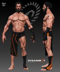 Harry T stance 2 by mojette