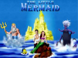 The Little Mermaid by Valor1387
