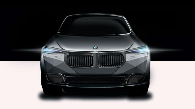 BMW SUV Design Concept by janosch500