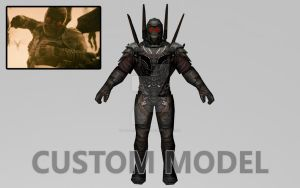 Parademon (Batman V Superman / Custom Model) by Pitermaksimoff