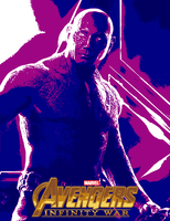 August Avengers #19.93 - Infinity War (2018) by JMK-Prime