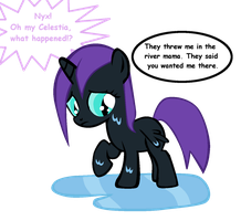 Nyx Drowned by Bronyboy