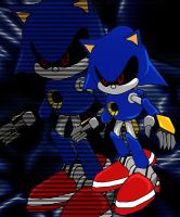 .:Metal Sonic:. by Project-Shadow