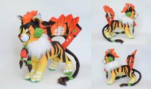 Veldt - Plush Commission by TheRuffledRaven