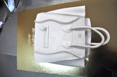 Fondant Purse Cake by Florin-Chis