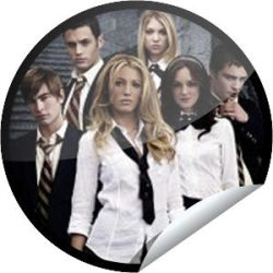 GetGlue Gossip Girl by kinkysweet