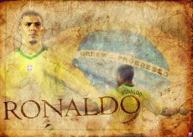 Ronaldo R9 - The Legend by Harvy355