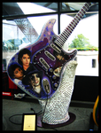 Michael Jackson Guitar by Amanderr