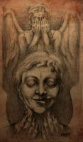 Weeping angels by VoidmageHusher