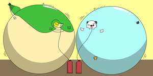 [T] Snivy and Oshawott Inflation Contest by Logan9702