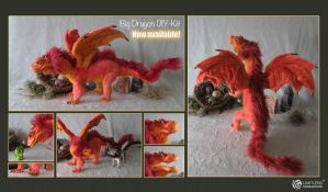 Big Dragon DIY-Kit by LimitlessEndeavours