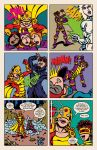 Lady Spectra and Sparky: Enemy of My Enemy pg.26 by JKCarrier
